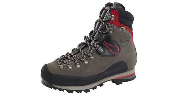 La Sportiva Karakorum Trek GTX Alpine Boots Men anthracite/red